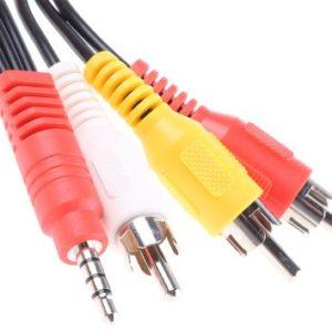 AV Verloop kabels